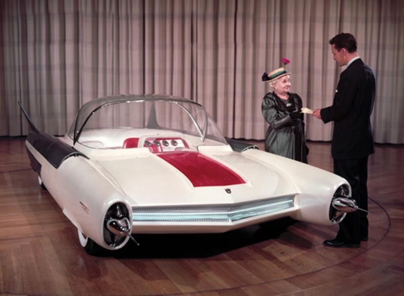 Ford FX Atmos 1954 concept car 1954_f15