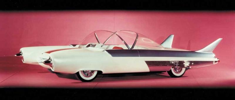 Ford FX Atmos 1954 concept car 1954_f20