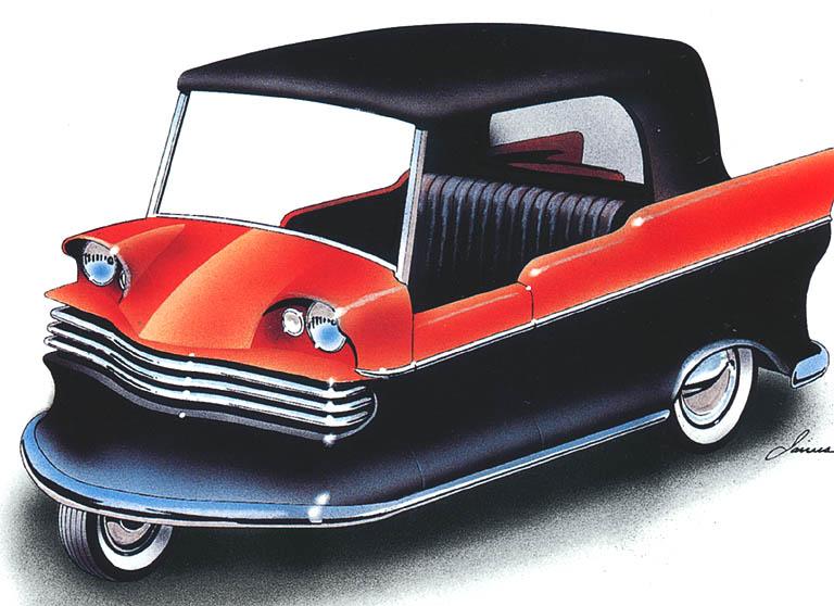 Microcar et voitures électriques 1960-e10
