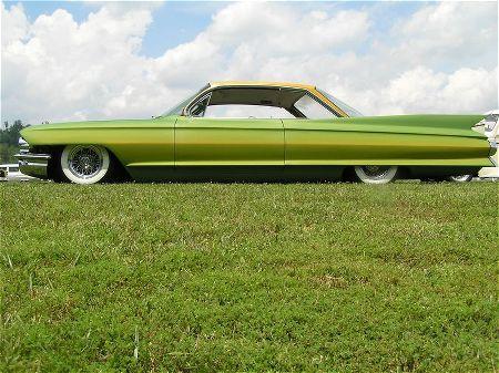 Cadillac 1961 - 1968 Custom & mild custom 1961-c10
