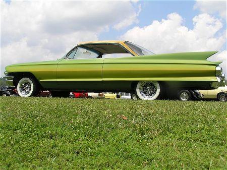 Cadillac 1961 - 1968 Custom & mild custom 1961-c12