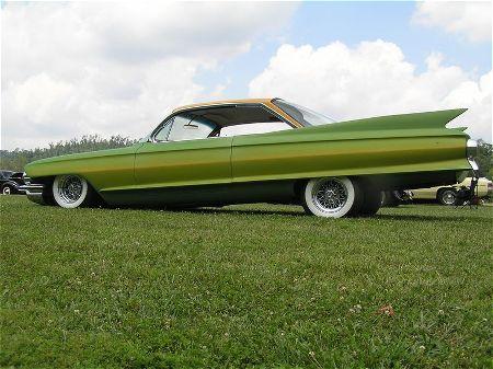 Cadillac 1961 - 1968 Custom & mild custom 1961-c15