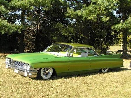 Cadillac 1961 - 1968 Custom & mild custom 1961-c16