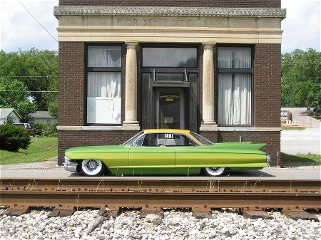 Cadillac 1961 - 1968 Custom & mild custom 1961-c17