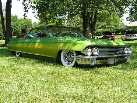 Cadillac 1961 - 1968 Custom & mild custom 1961-c19