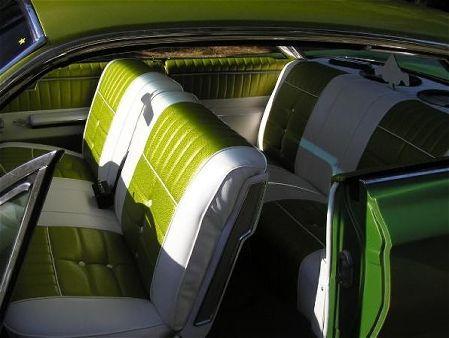 Cadillac 1961 - 1968 Custom & mild custom 1961-c21