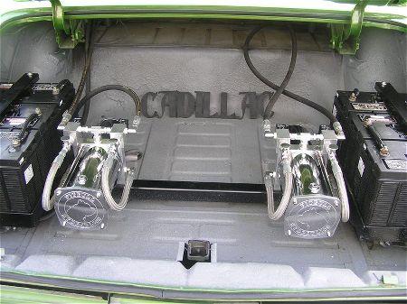 Cadillac 1961 - 1968 Custom & mild custom 1961-c22