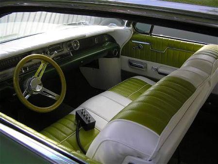 Cadillac 1961 - 1968 Custom & mild custom 1961-c23