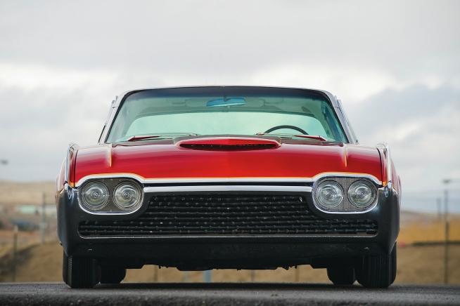 Ford Thunderbird 1961 - 1963 custom & mild custom 1961-f11