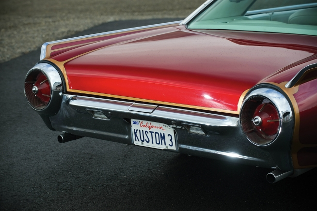 Ford Thunderbird 1961 - 1963 custom & mild custom 1961-f13