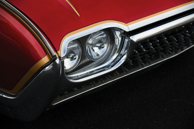 Ford Thunderbird 1961 - 1963 custom & mild custom 1961-f14