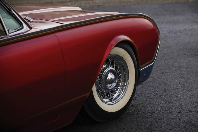 Ford Thunderbird 1961 - 1963 custom & mild custom 1961-f15