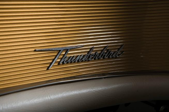 Ford Thunderbird 1961 - 1963 custom & mild custom 1961-f16