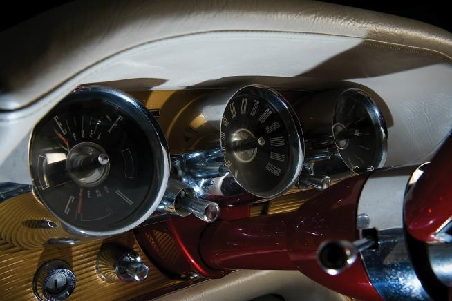 Ford Thunderbird 1961 - 1963 custom & mild custom 1961-f17