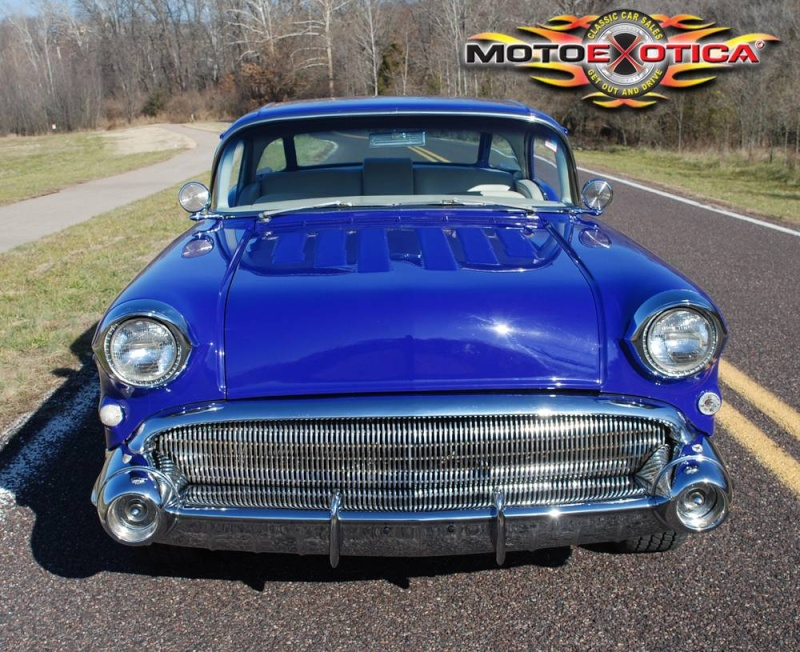 Buick 1955 - 57 custom & mild custom 2011