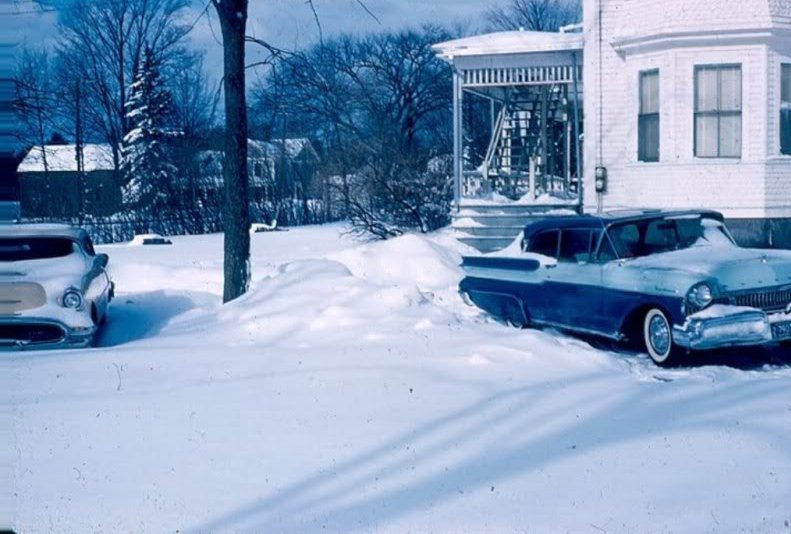 voitures et neige, cars and snow 20111220