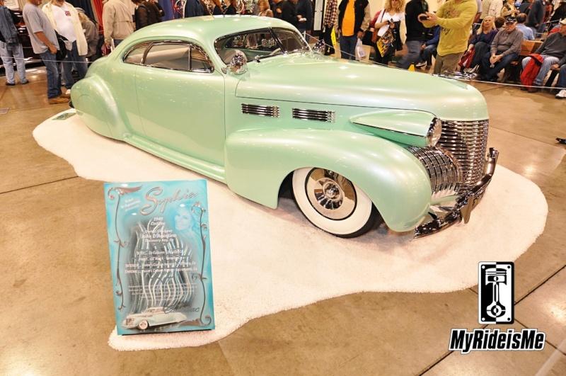 Cadillac 1938 - 1940 custom and mild custom 2013-g11