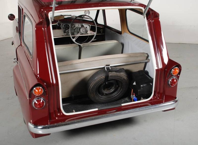 Microcar et voitures électriques 2114