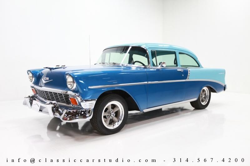 1950's Chevrolet street machine 219