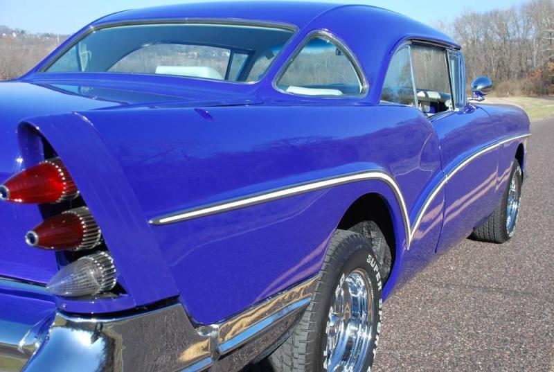 Buick 1955 - 57 custom & mild custom 2210