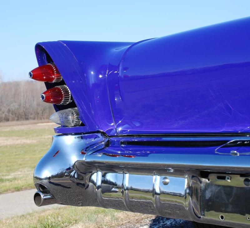 Buick 1955 - 57 custom & mild custom 2410