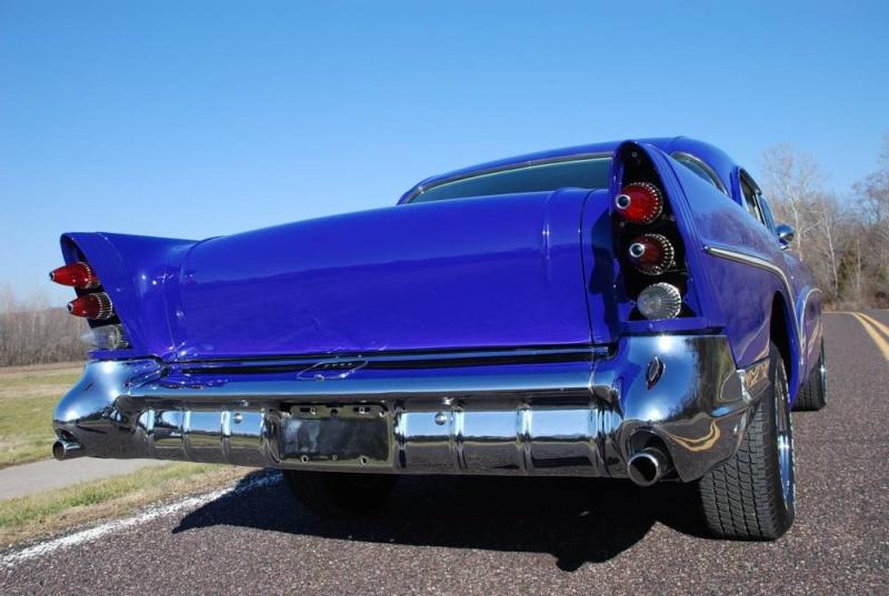 Buick 1955 - 57 custom & mild custom 2510