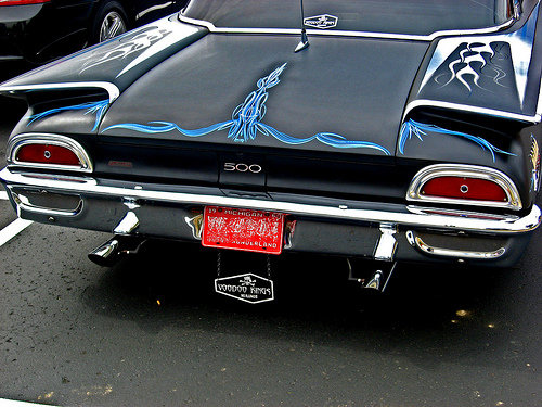 Ford 1960 custom & mild custom 25971610