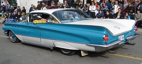 Buick 1959 - 1960 custom & mild custom 261010