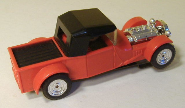 1963 slot car hot rod racing set Aurora 26835217