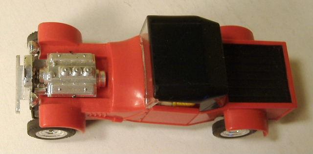 1963 slot car hot rod racing set Aurora 26835218