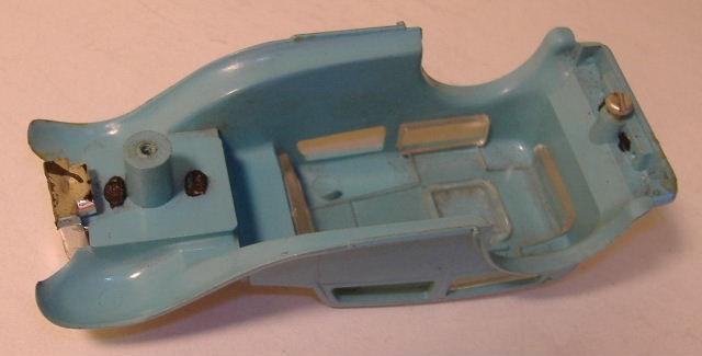 1963 slot car hot rod racing set Aurora 26835223