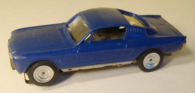 1963 slot car hot rod racing set Aurora 26835224