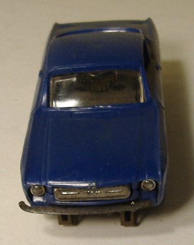 1963 slot car hot rod racing set Aurora 26835226