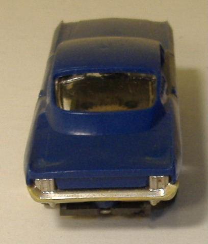 1963 slot car hot rod racing set Aurora 26835227