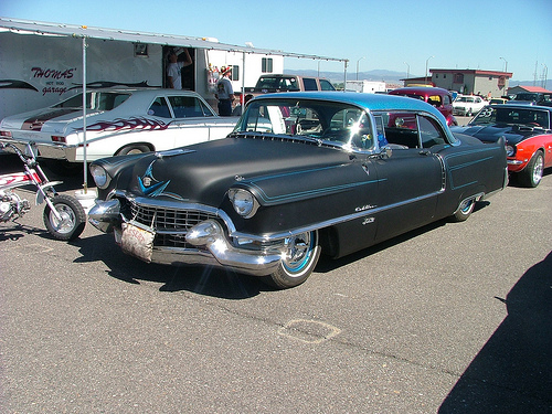 Cadillac 1954 -  1956 custom & mild custom 26889110