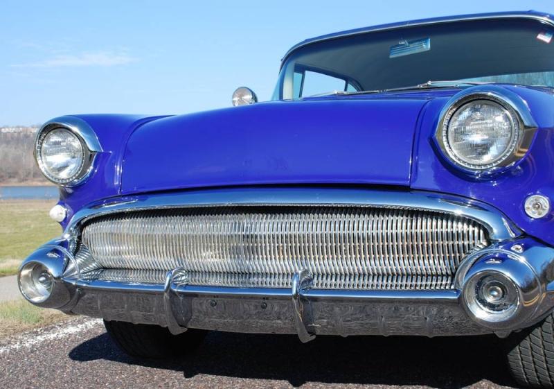 Buick 1955 - 57 custom & mild custom 2710