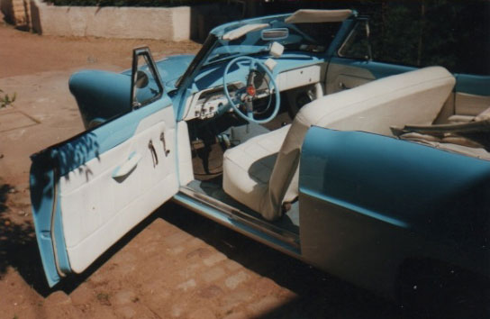 Simca Vedette customs 315