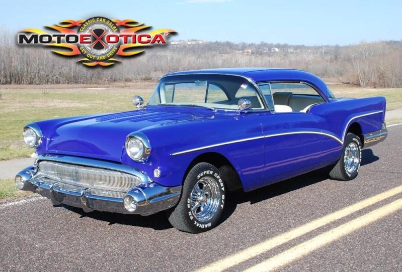 Buick 1955 - 57 custom & mild custom 318