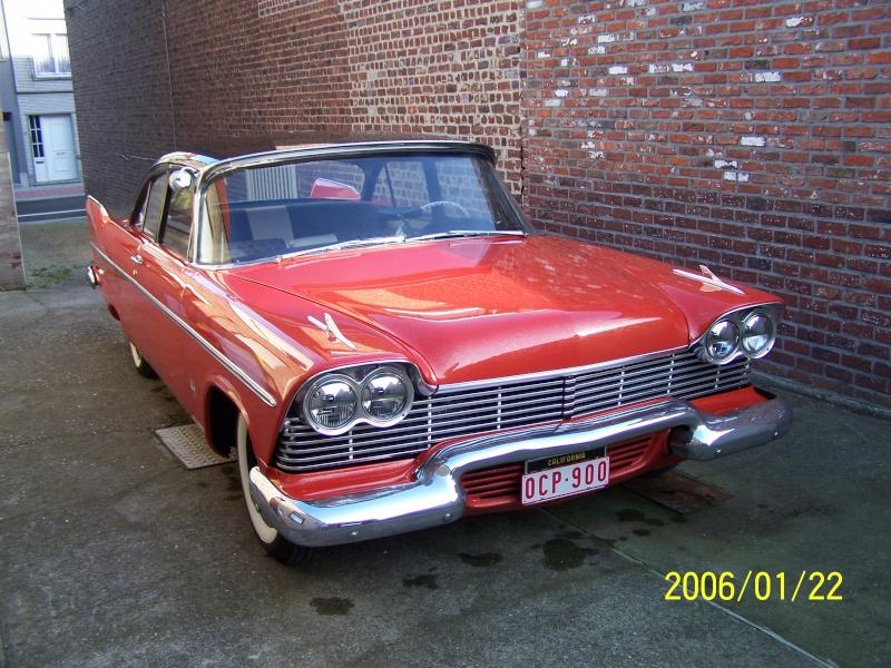 Plymouth  1957 - 1958 custom & mild custom 34387_15