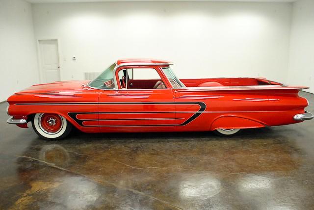 Chevy 1959 kustom & mild custom 415