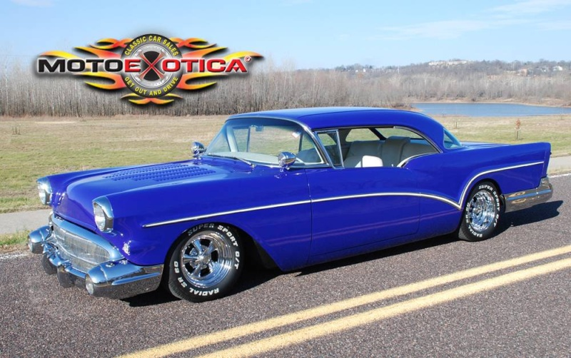 Buick 1955 - 57 custom & mild custom 417