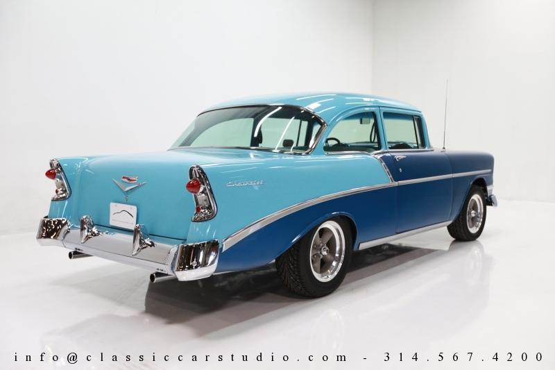 1950's Chevrolet street machine 418