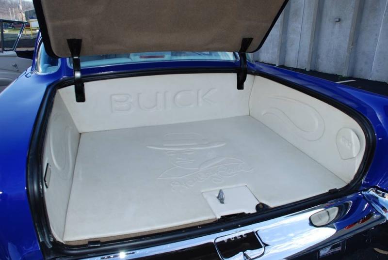 Buick 1955 - 57 custom & mild custom 4610