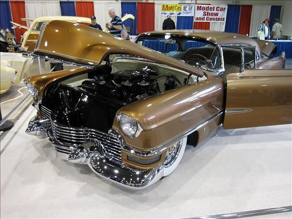 Cadillac 1954 -  1956 custom & mild custom 46133310