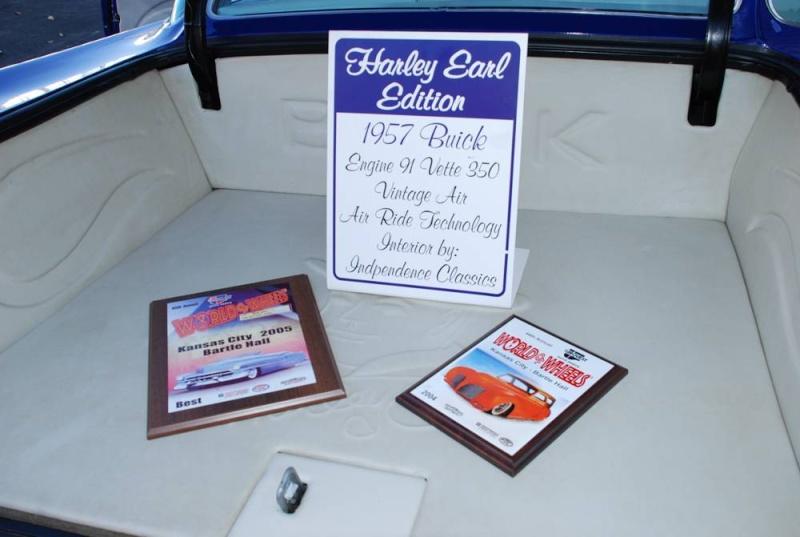 Buick 1955 - 57 custom & mild custom 4710