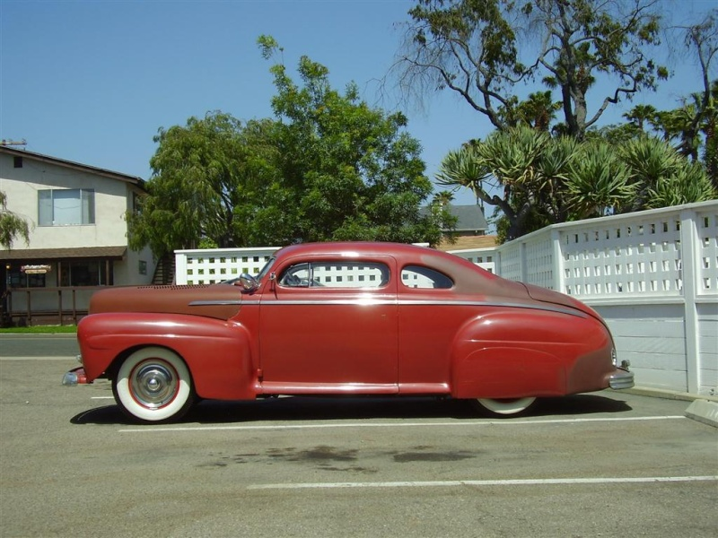 Ford & Mercury 1941 - 1948 customs & mild custom 4720cu10