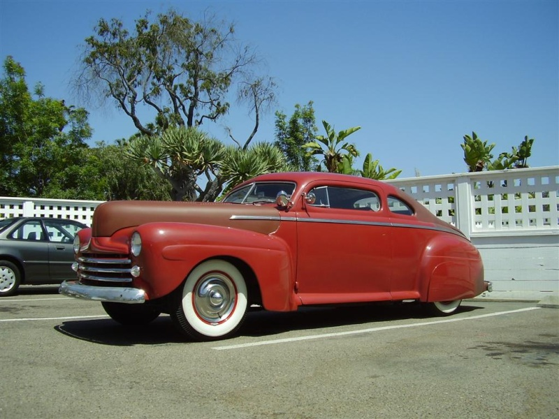 Ford & Mercury 1941 - 1948 customs & mild custom 4720cu12