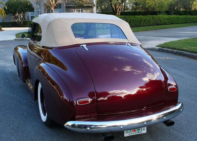 Chevrolet 1946 - 48 custom & mild custom 47chev11