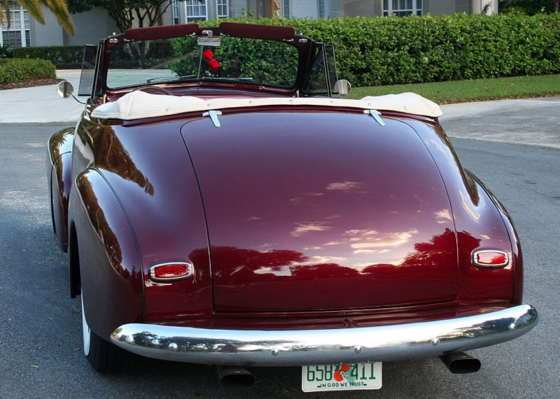 Chevrolet 1946 - 48 custom & mild custom 47chev15