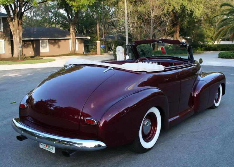 Chevrolet 1946 - 48 custom & mild custom 47chev16